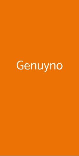 Genuyno, Rimini