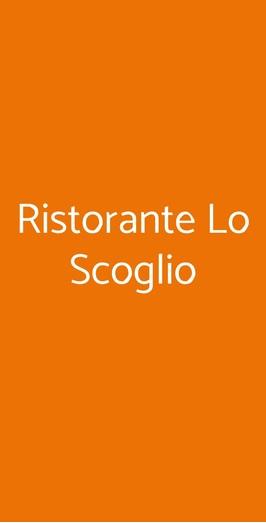 Ristorante Lo Scoglio, Modena