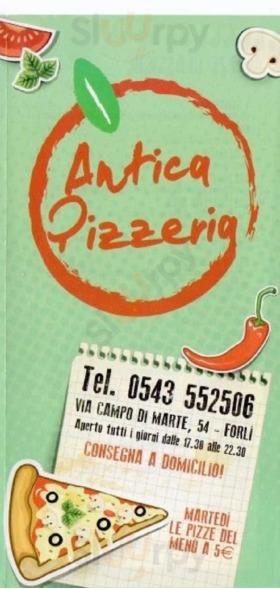 Antica Pizzeria, Forli'