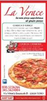 Pizzeria La Verace, Flero