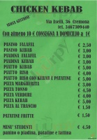 Chicken Kebab, Cremona