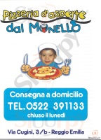Dal Monello, Reggio Emilia