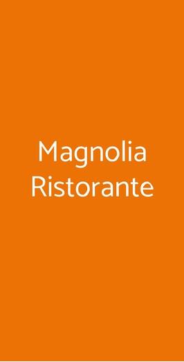 Magnolia Ristorante, Cesenatico