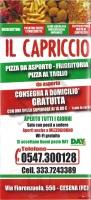 Il Capriccio, Cesena