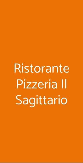 Ristorante Pizzeria Il Sagittario, Forli