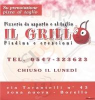 Il Grillo, Cesena