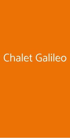 Chalet Galileo, Civitanova Marche