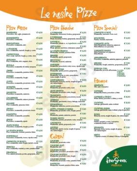 Pizzeria Evergreen, Montesilvano