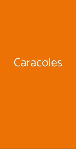 Caracoles, Civitanova Marche
