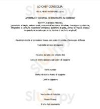 Chiaroscuro Ristorante, Belforte del Chienti