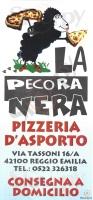 La Pecora Nera, Reggio Emilia