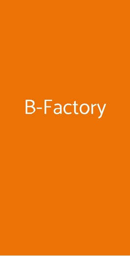 B-factory, Napoli