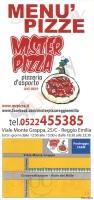 Mister Pizza, Reggio Emilia