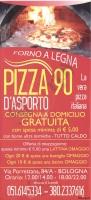 Pizza 90, Bologna