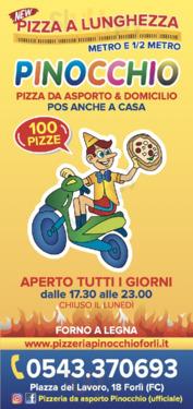 Pinocchio, Forlì