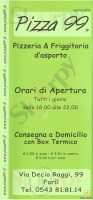 Pizza 99, Forlì