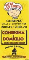 Pizza City Service, Cesena