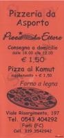 Pizza Da Ettore, Forlì
