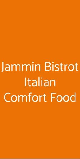 Jammin Bistrot Italian Comfort Food, Napoli
