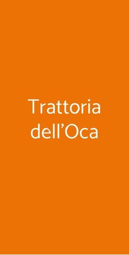 Trattoria Dell'oca, Napoli