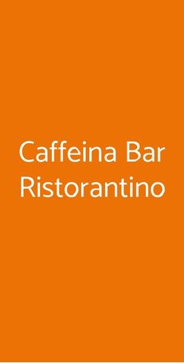 Caffeina Bar Ristorantino, Pesaro