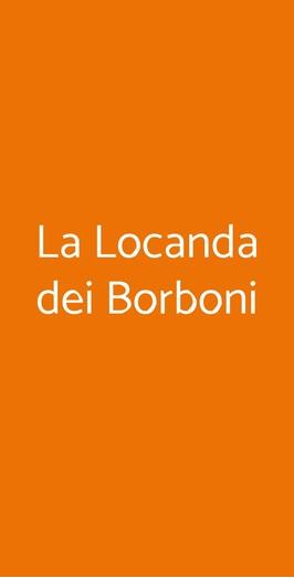 La Locanda Dei Borboni, Napoli