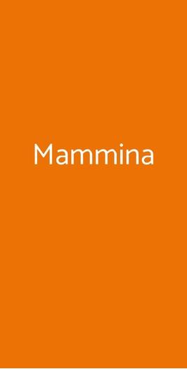 Mammina, Napoli