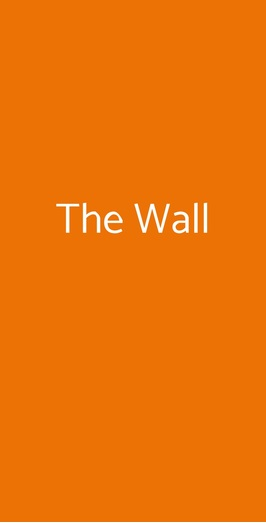 The Wall, Napoli