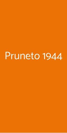 Ristorante Di Pesce Posillipo - Pruneto 1944, Napoli