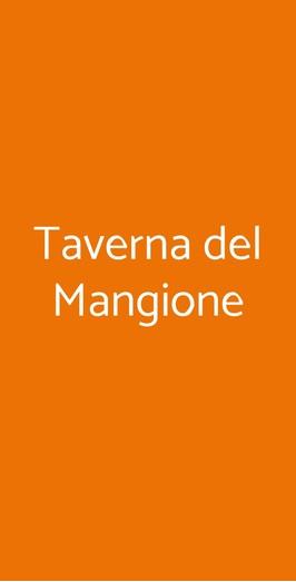 Taverna Del Mangione, Napoli