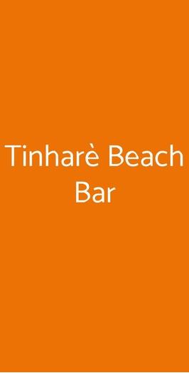 Tinharè Beach Bar, Cattolica