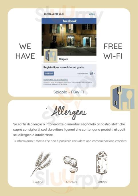 Spigolo, Reggio Emilia