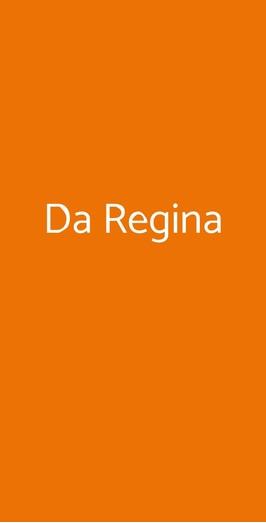 Da Regina, Polcenigo