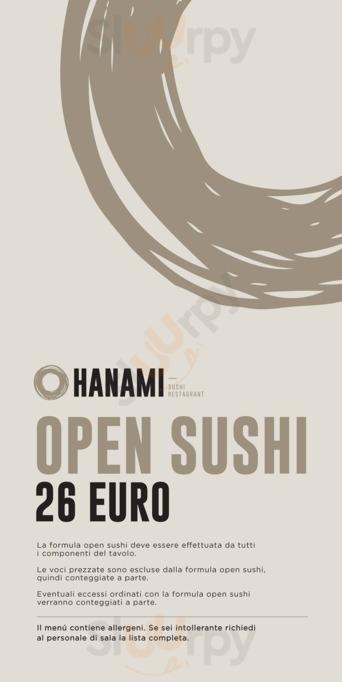 Hanami Sushi, Piacenza