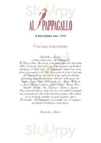 Ristorante Pappagallo, Bologna