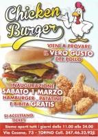 Chicken Burger, Torino