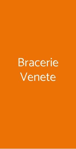 Bracerie Venete, Trieste