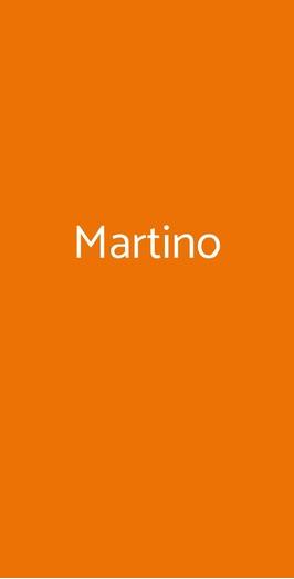 Martino, Cattolica