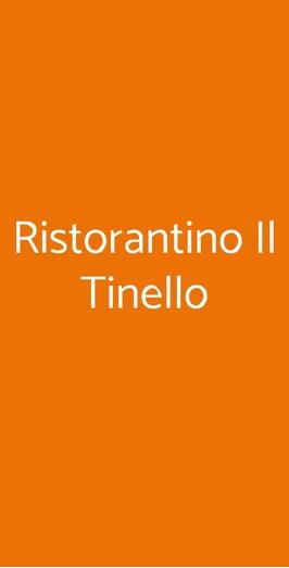 Ristorantino Il Tinello, Bologna