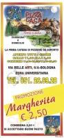 Pizza Casa, Via Belle Arti, Bologna