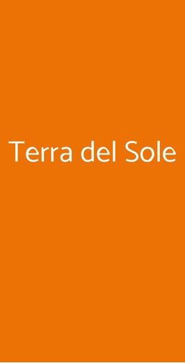 Terra Del Sole, Bologna