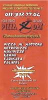 Pizza Day, Torino