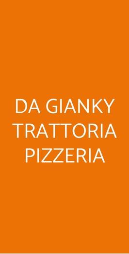 Da Gianky Trattoria Pizzeria, Trecate