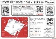 Wok'n Roll, Via Vanchiglia, Torino