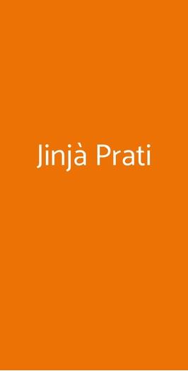Jinjà Prati, Roma