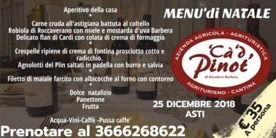 Ca' D' Pinot, Asti