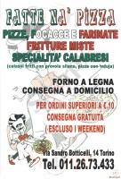Fatte Na' Pizza, Torino