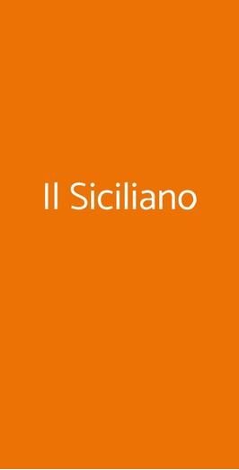 Il Siciliano, Roma