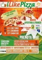 I Like Pizza, Torino