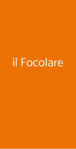 Il Focolare, Roma
